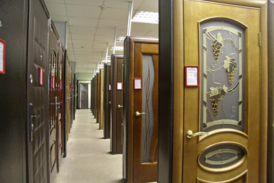 двери металлические на новорязанском шоссе